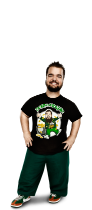 Hornswoggle | WWE Wiki | Fandom powered by Wikia Hornswoggle