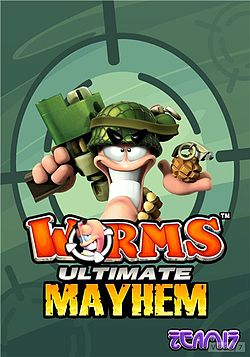 Worms- Ultimate Mayhem Art1