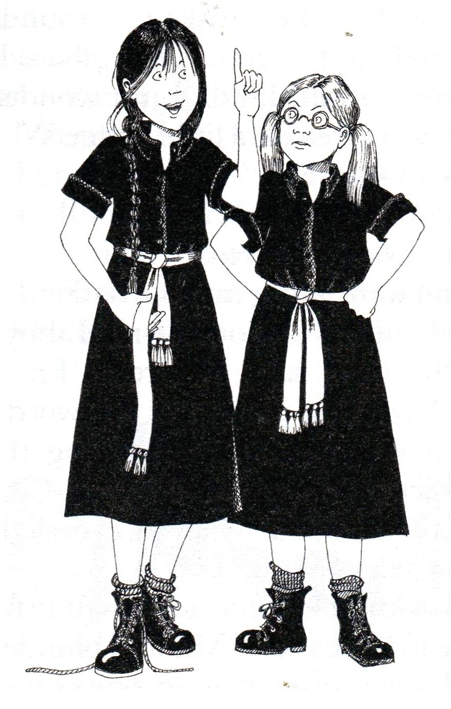 Image - Worst witch book6001.jpg   The Worst Witch Wiki ...