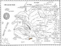 Venir Mountains map