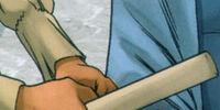 Binding rod