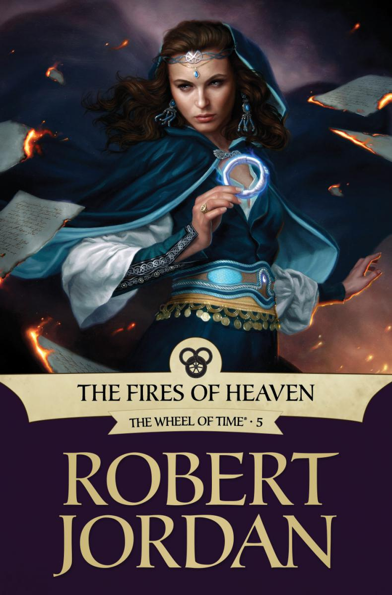 Winter's Heart The Wheel of Time, Book 9