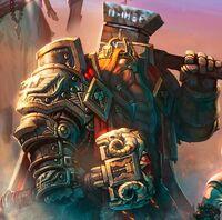 König Magni Bronzebart