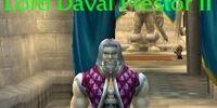 Daval Prestor II.