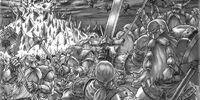 Krieg der drei Hämmer
