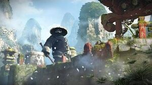 World of Warcraft Mists of Pandaria Cinematic Trailer