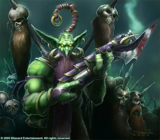 Forest Troll World Of Warcraft Wiki Fandom Powered By