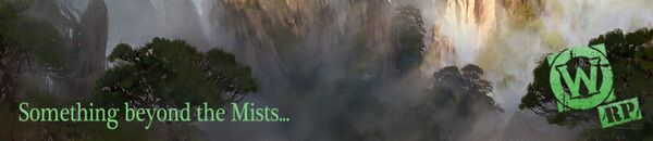 Wowrp mists welcome banner