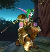Darnassian Druid (Female)