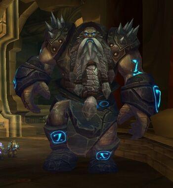 Dark Rune Giant