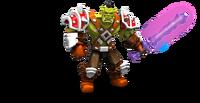 Ragerock Mega Bloks