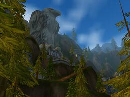 Aerie Peak