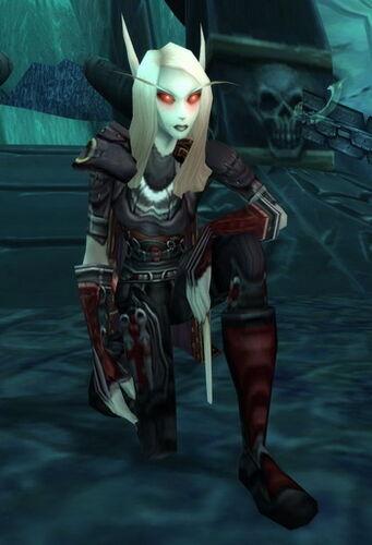 Dark Ranger Loralen