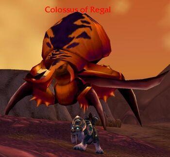 Colossus of Regal