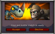 Pet battle match ready dialog 5 0 5 16057