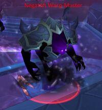 Negatron warp-master