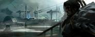 Legion cinematic Varian and the gunship scene 12