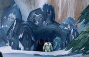 Old Icebeard's Cave
