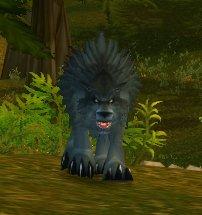 Vilebranch Wolf Pup