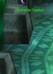 Invisible stalker