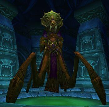 High Priest Yath'amon