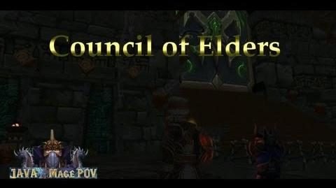 Eonar-MoP Blackhand Throne of Thunder Council of Elders 10 hm -FIRE Mage PoV-