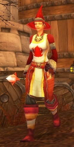 Scarlet Enchanter