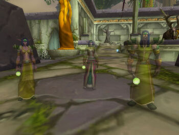 Shen'dralar Spirit