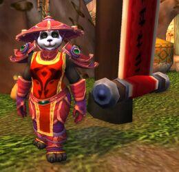Huojin Pandaren
