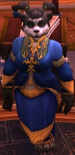 Vaultkeeper Shan