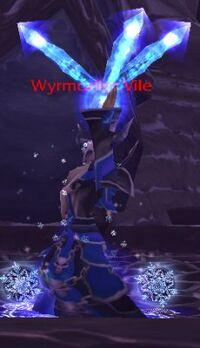 Wyrmcaller Vile