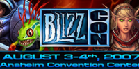 2007 BlizzCon Invitation