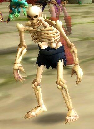 Skeletal Highborne