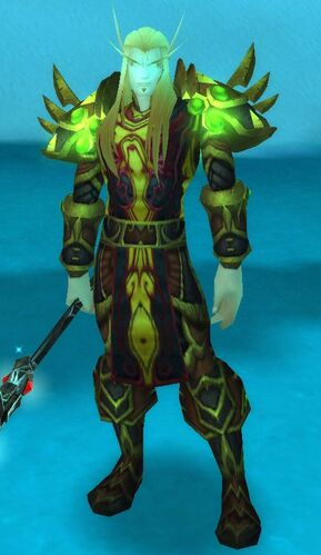 Sunreaver War Mage