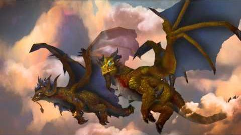 World of Warcraft lore lesson 51 Nozdormu