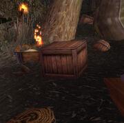 Gizmorium Shipping Crate