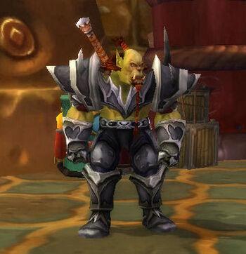 Warlord Krogg