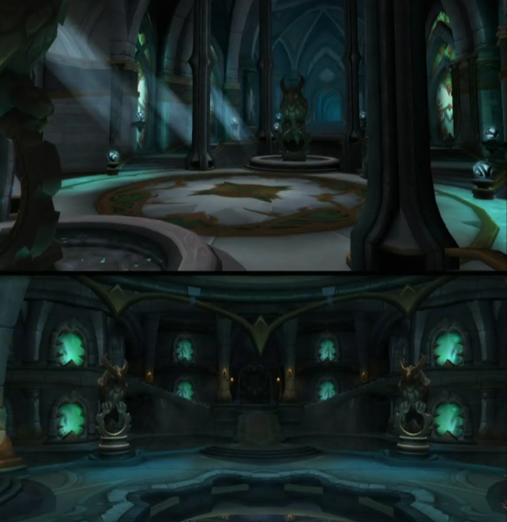 Vault of the wardens entrance
