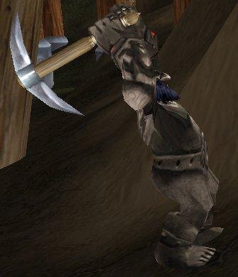 Iron Rune Worker