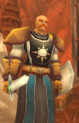 Commander Thomas Helleran
