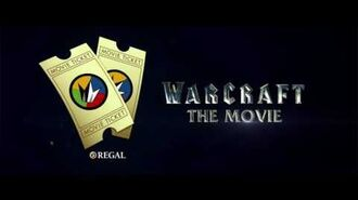 Warcraft Movie Promotion Video