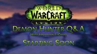 Demon Hunter Q&A with Jonathan LeCraft part 1