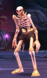 Reanimated Bones