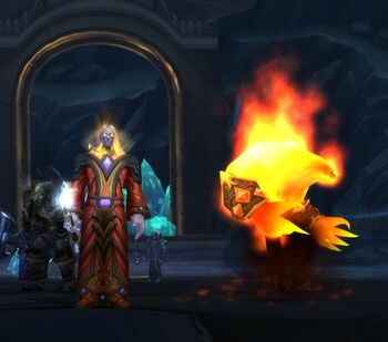 Twilight Pyromancer