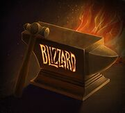 Blizzard anvil