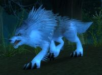 Rabid Dire Wolf
