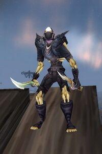 Shadowstalker Getry