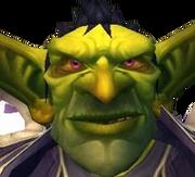 Goblin face