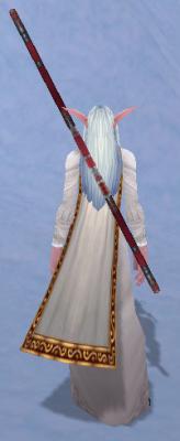 Slavedriver's Cane, Snow Background, NE Female