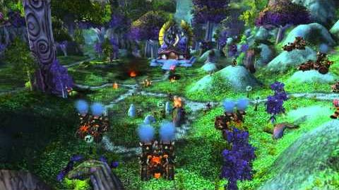 Cataclysm - Ashenvale Overview